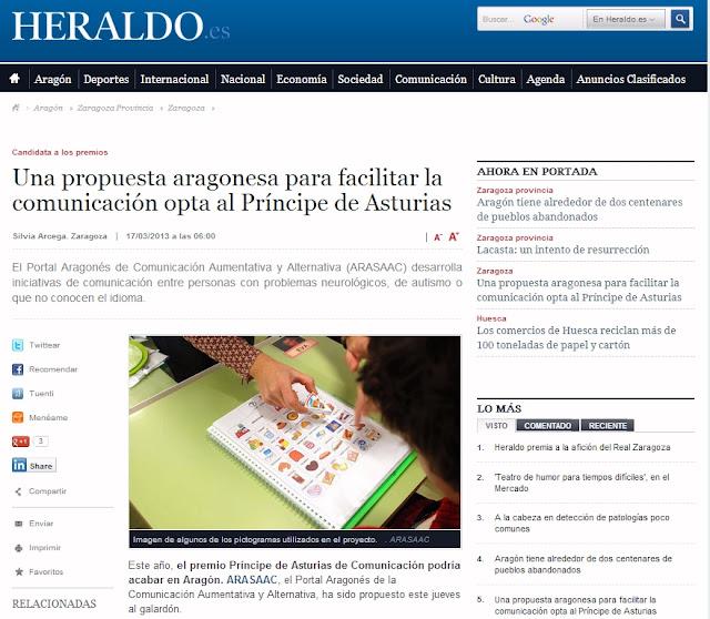 historia periodico heraldo: