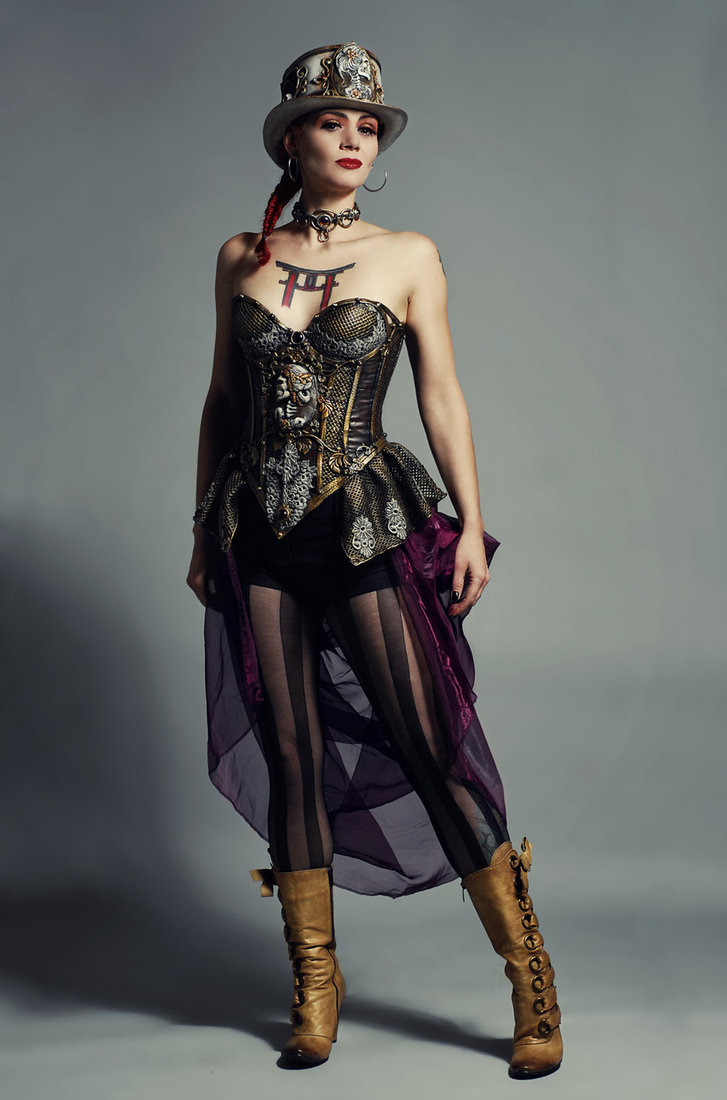 Steampunk Fashion Women Fashion And Lifestyles