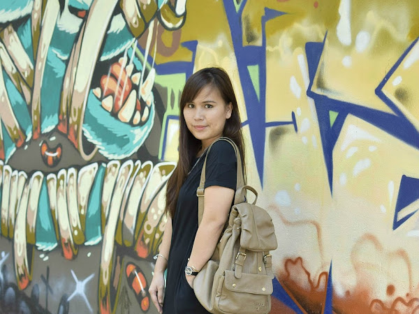 Outfit/Travel Diary : Brunch at LA/PA Bangsar