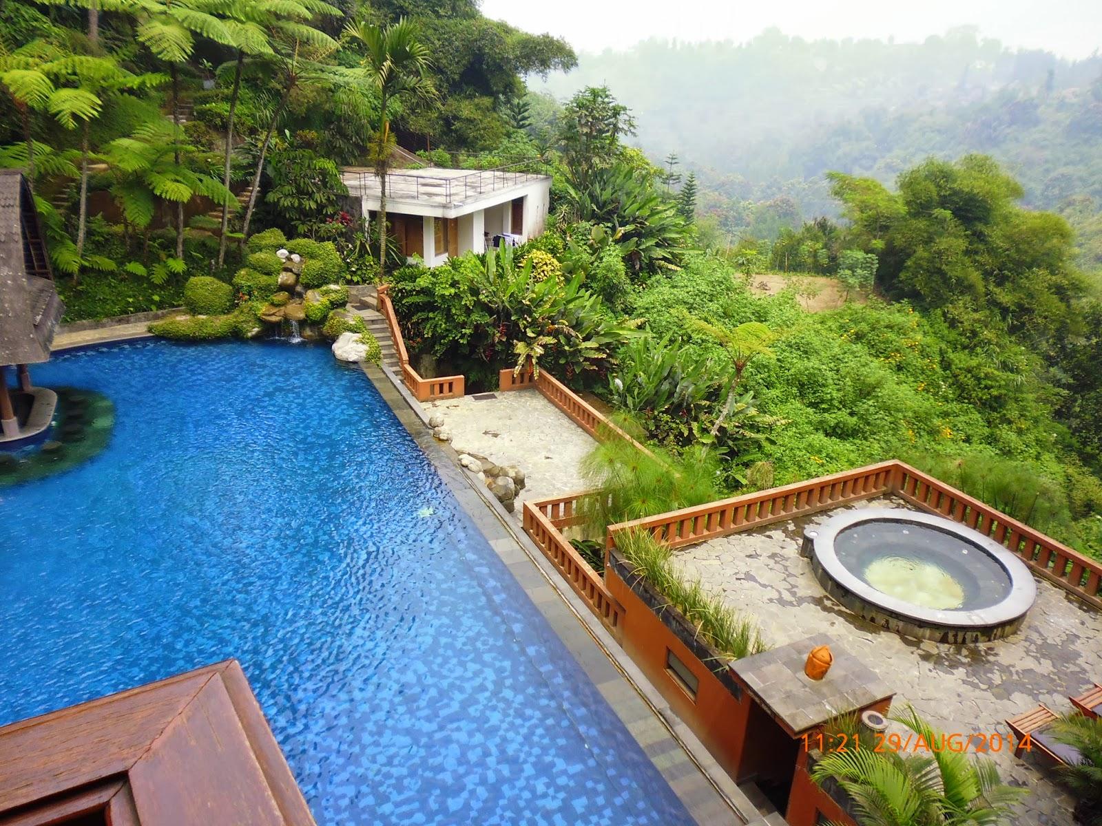 Berlibur Ke Sangria Resort Spa Lembang Rizkooblogsite