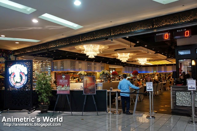 Vikings Buffet SM North EDSA