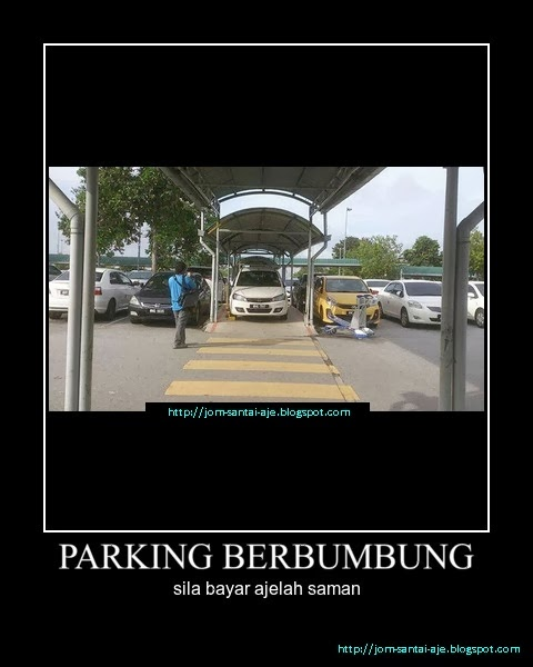 PARKING BERBUMBUNG