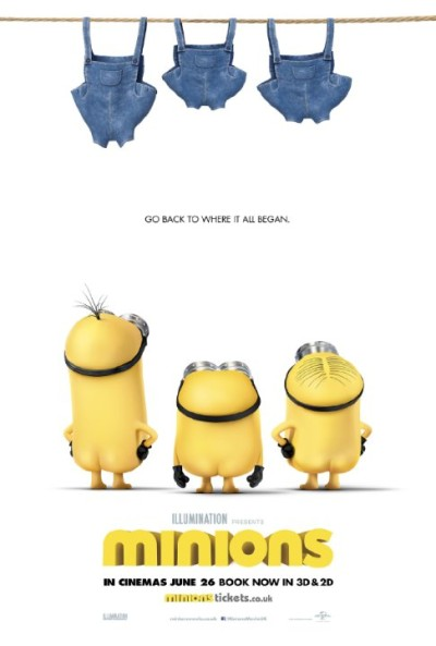 Minions (2015) NEW SOURCE TS XViD-CHiVE