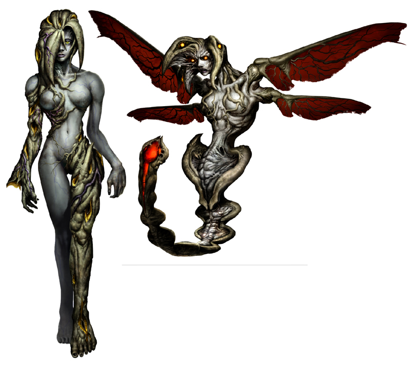 Jinxed Thoughts: Top 5 Horrible Resident Evil Bosses