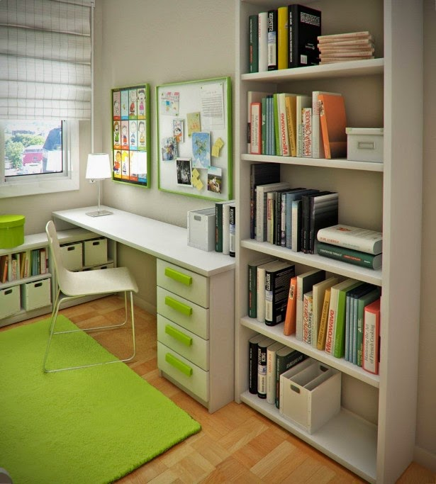 modern kids rooms for small spaces