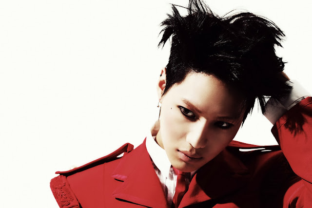 SHINee Taemin's teaser for Everybody-3