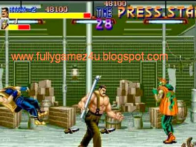 Download Free Final Fight Game 100% Working