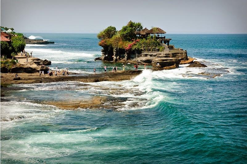 Paket Tour Rombongan Wisata Murah ke Bali - Wisata Tanah Lot Bali