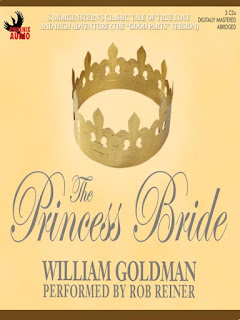 The Princess Bride audiobook cover