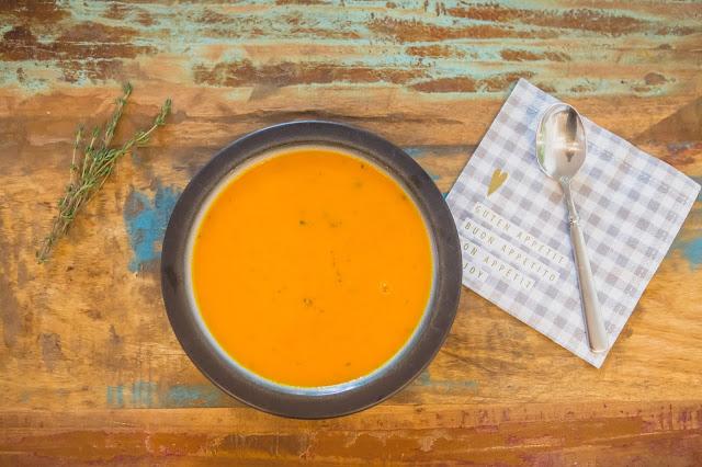 Hokkaidokürbis Suppe Rezept