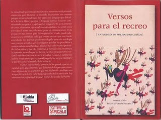 Versos para el Recreo/ Antología de poesía para niños