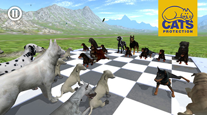 Doggie Chess still shot