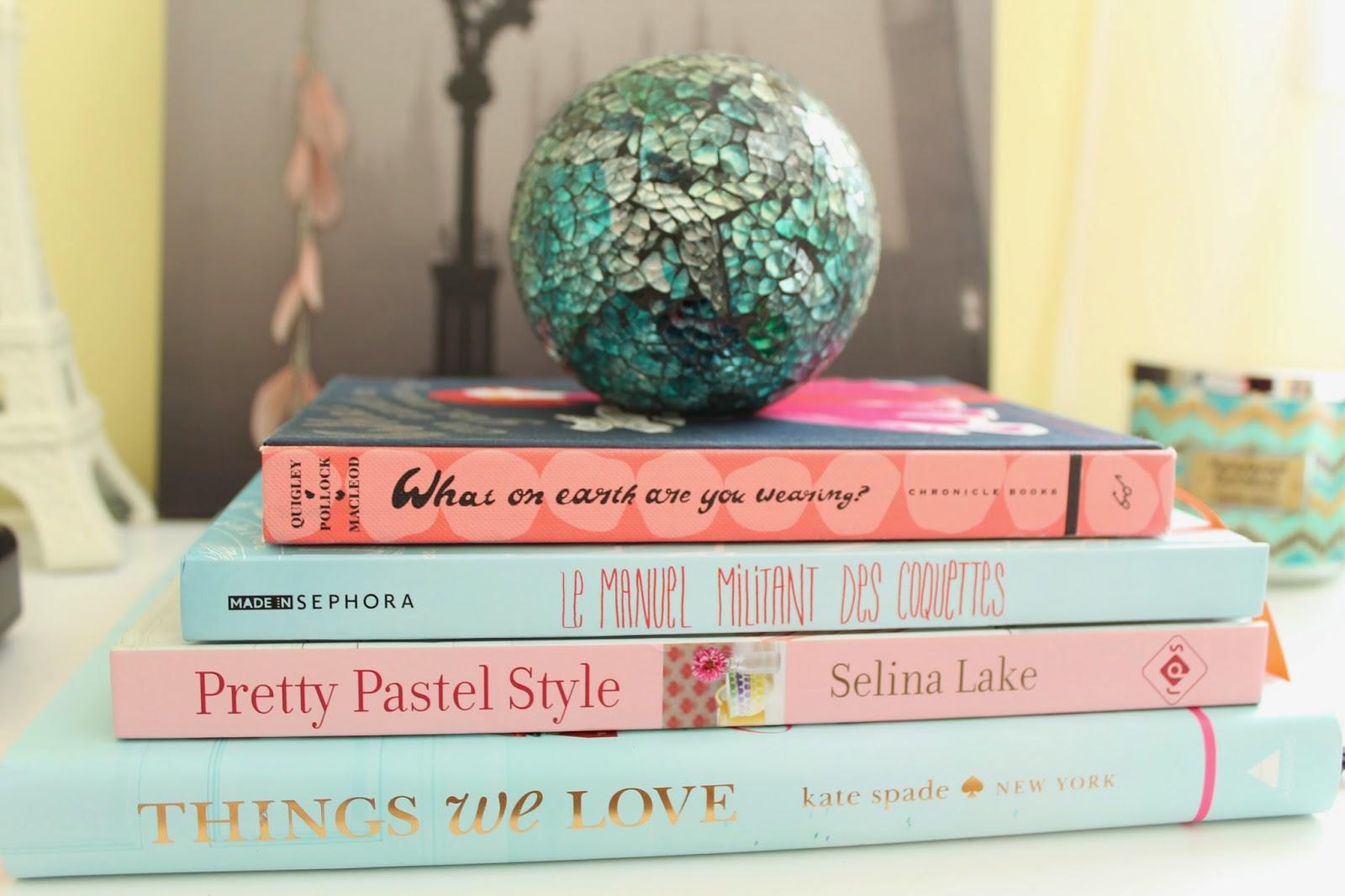 Kate Spade, Selina Lake, books