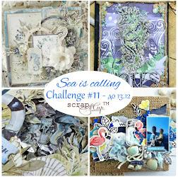 Challenge #11 - Sea is calling