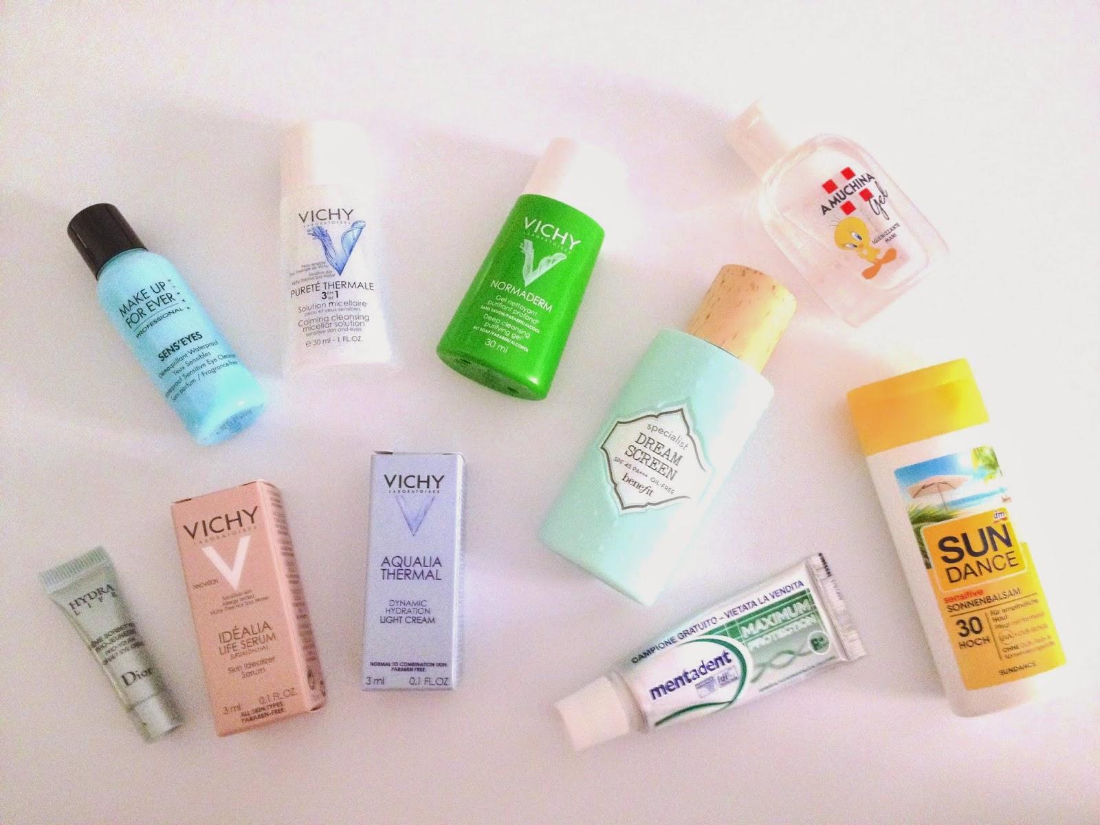 Travel Skincare Barcelona