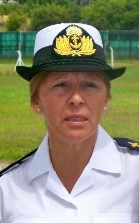 SMEN Silvia Aldrighetti - Nottingham Malvinas - Veteranos de Guerra