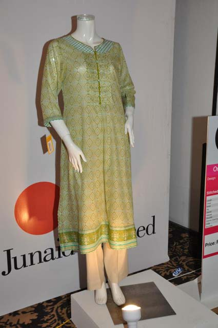 Junaid Jamshed Lawn Prints collection 2013