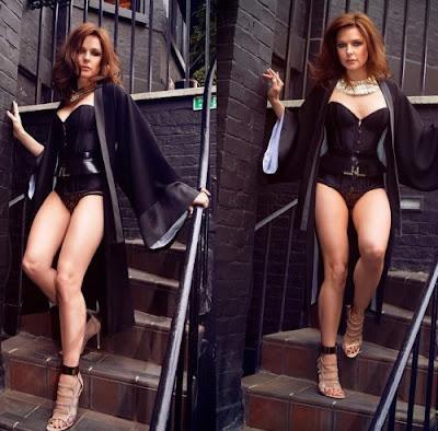 most beautiful and hot female actress of the world rebecca ferguson