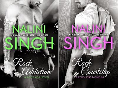 Serie Rock Kiss – Nalini Singh