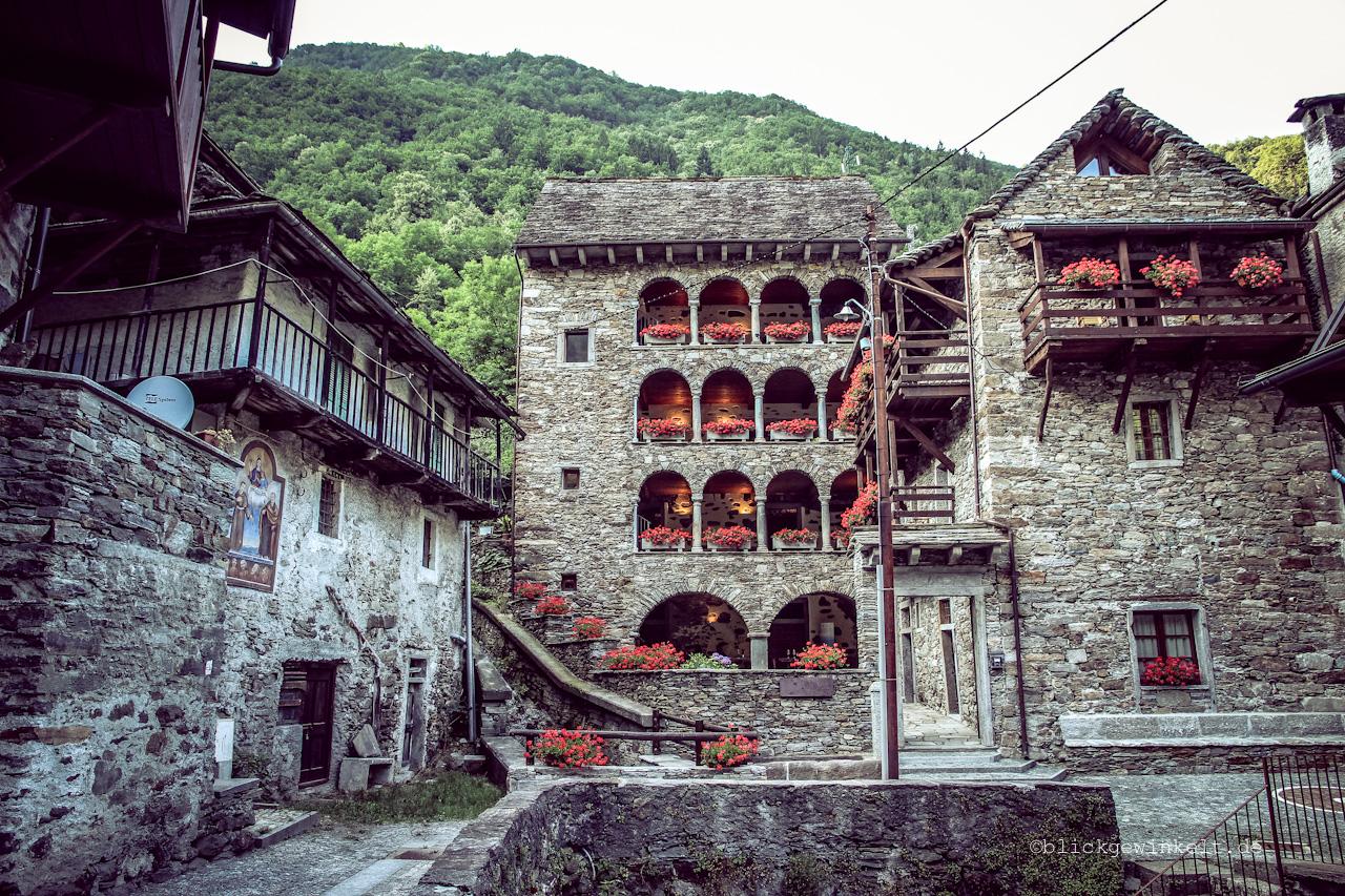 Casa Vanni in Villadossola in Italien, Piemonte