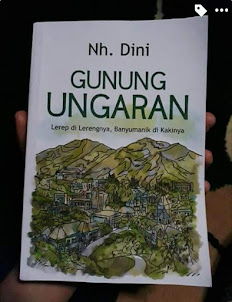 Buku Gunung Ungaran NH. Dini