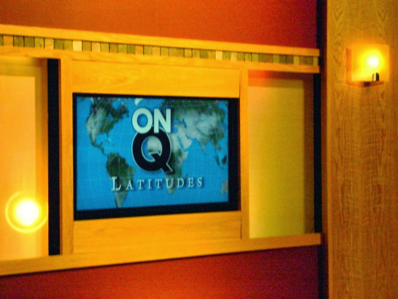 On Q Latitudes - Celebrating Cultures