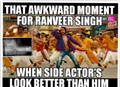 Bollywood Funny Meme Pics : This hum saath sath hain song turned into a hilarious meme by