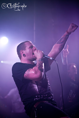 hardforce christographe carnifex within the ruins beneath the massacre paris 2012