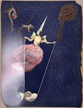 Untitled Celestial Fantasy with Tamara Toumanova