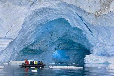 سكوريسبي سوند - أكبر مضيق بحري في العالم