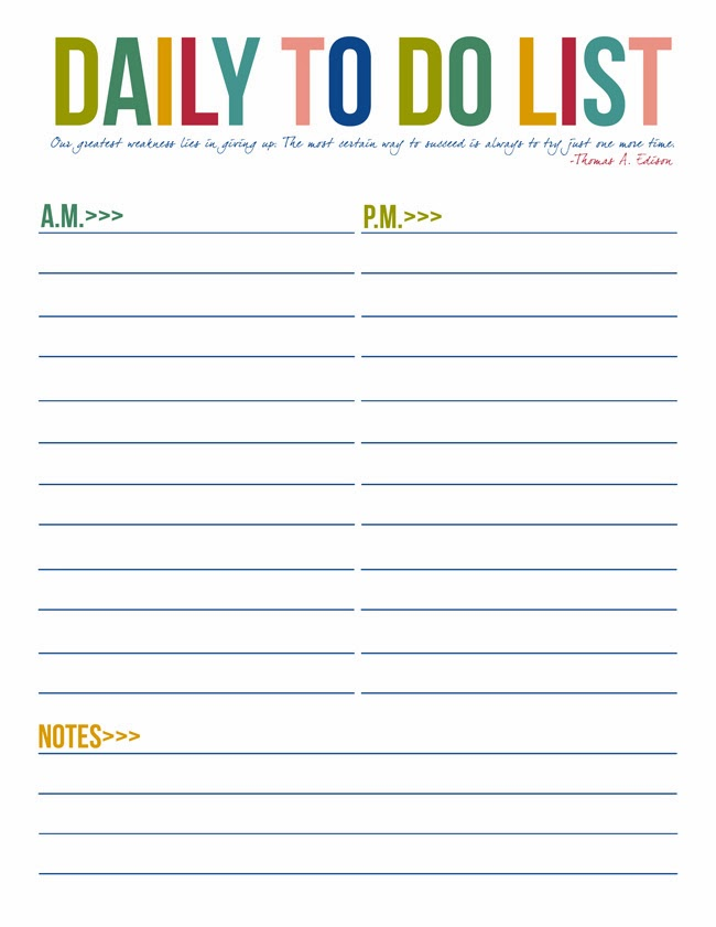 i should be mopping the floor: To Do List Free Printables