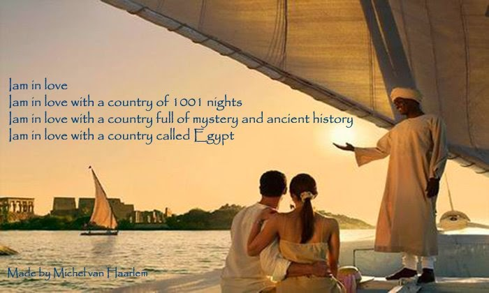 Honeymoon in Egypt
