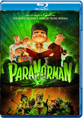 Filme Poster ParaNorman BDRip XviD Dual Audio & RMVB Dublado