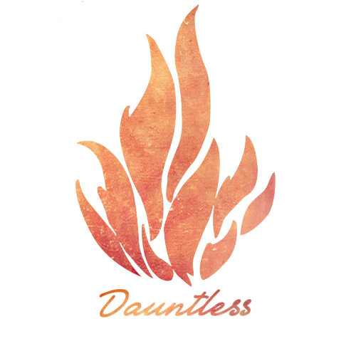 Divergent logo transparent