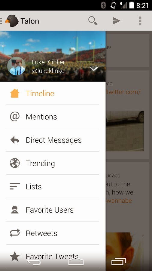 Talon for Twitter v1.3.0 beta4