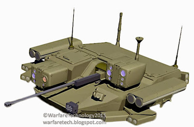 Epoch 30mm Remote Turret