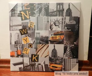 quadro Nova York