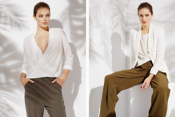 ropa de mujer para primavera verano 2015 Suiteblanco moda