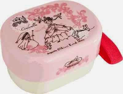 http://www.ebay.com/itm/2-Tier-Bento-Box-Case-Cinderella-Shinzi-Katoh-Pink-With-Band-/141457060815