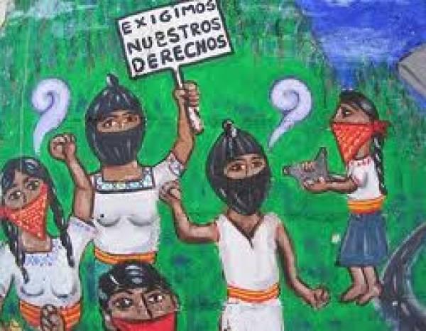 Resultado de imagen para movimiento zapatista
