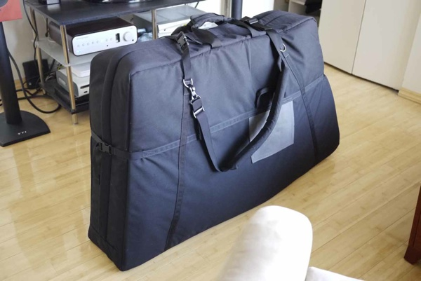 Review Pika Packworks Eep Travel Case