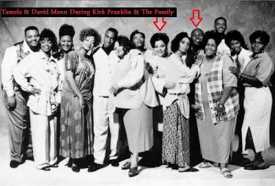 David and Tamela Mann Family