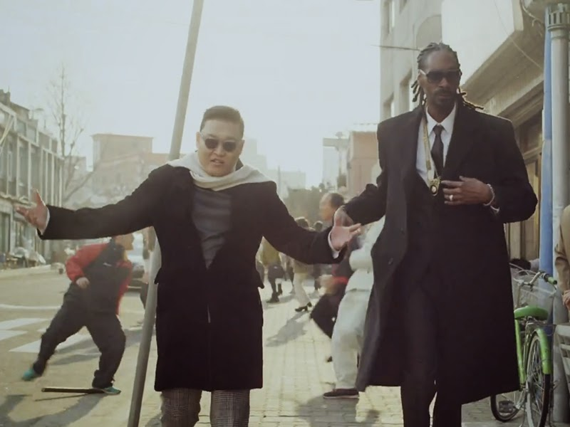 "PSY, ""Hangover"""