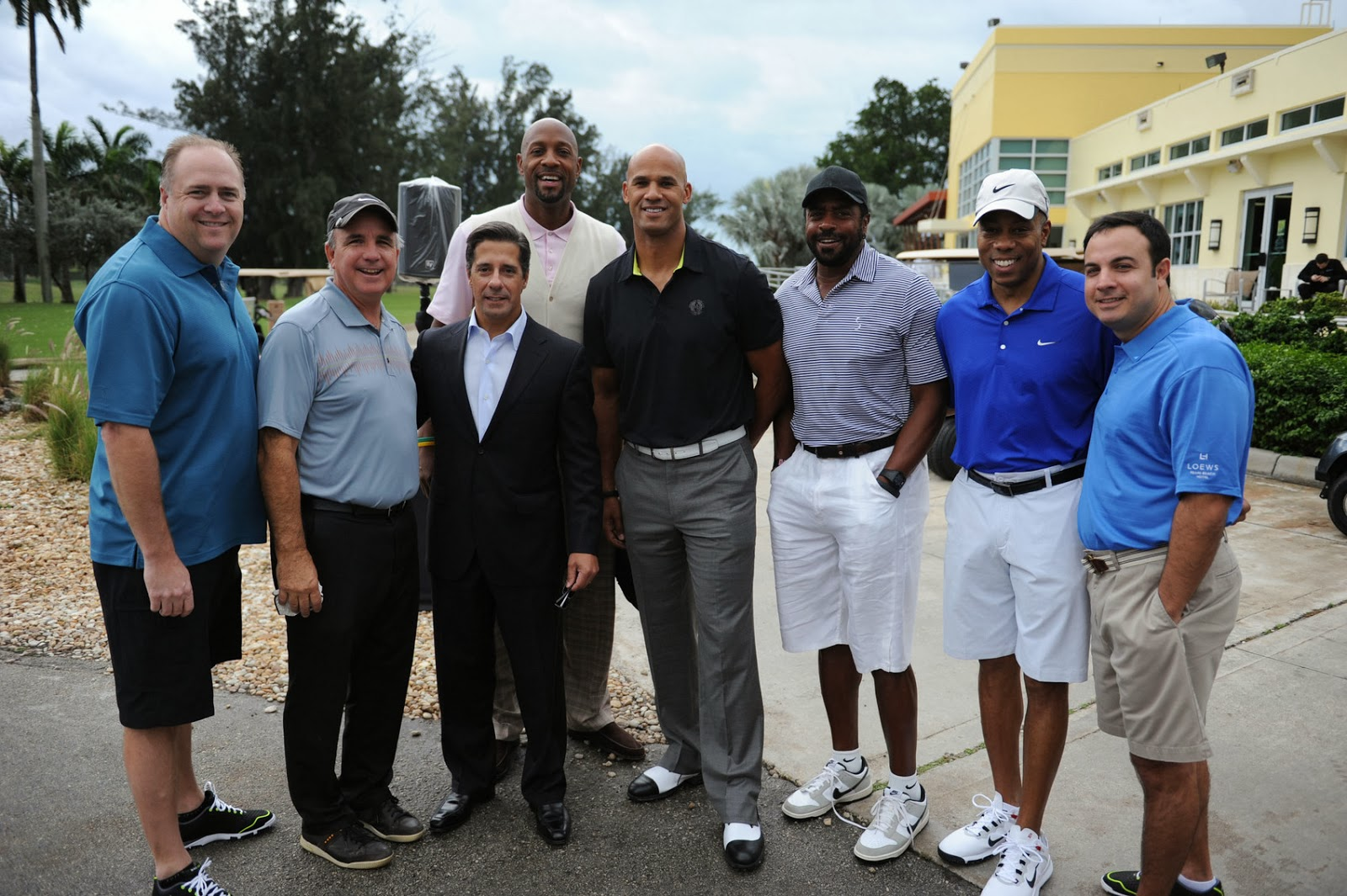 Loews Miami Beach & Ray Allen Partner for Celebrity Golf ...