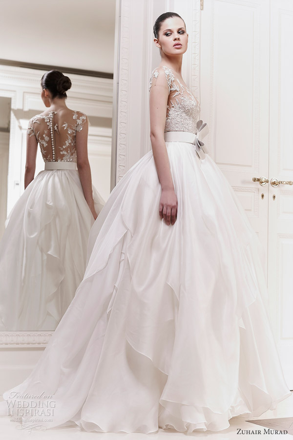 Zuhair Murad 2016 Aphrodite Wedding Dress 78