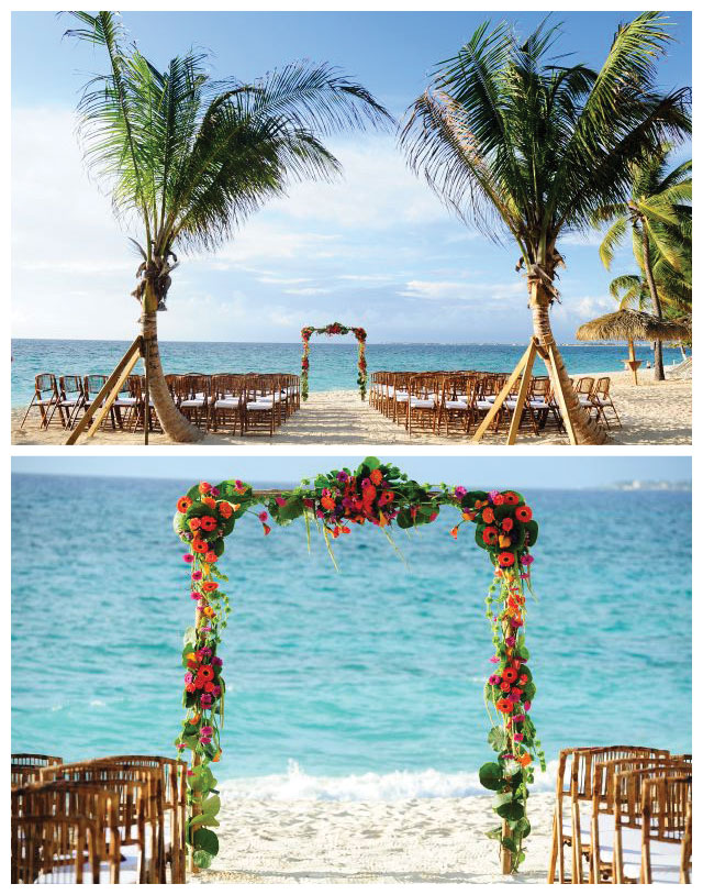 Tips for a Successful Tropical Inspired Destination Wedding