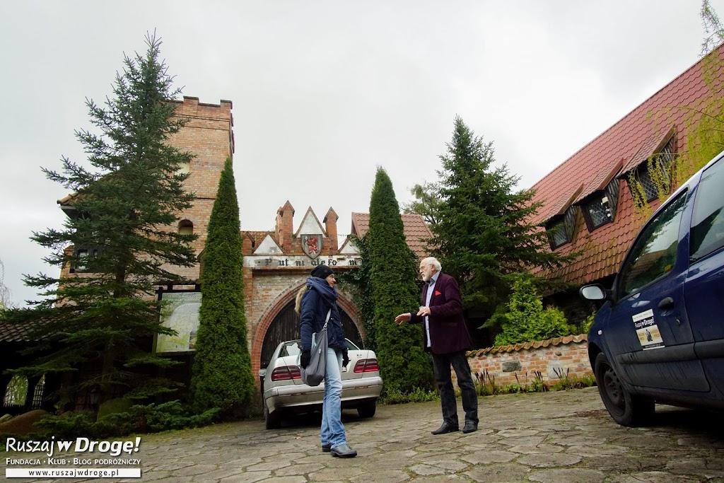 Zamek w Przezmarku