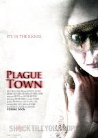 Plague Town (2008) online y gratis