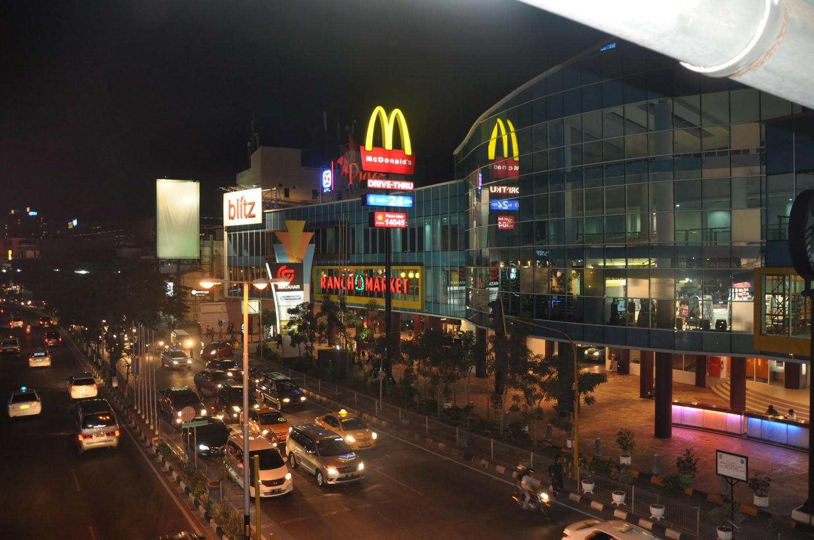 Ramzi S Photography Balikpapan In Snapshoot At Night Moment From