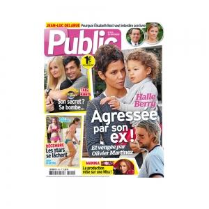 Abonnement 6 mois Magazines Be, Public… à partir de 10 €